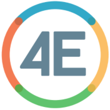 4E-logo
